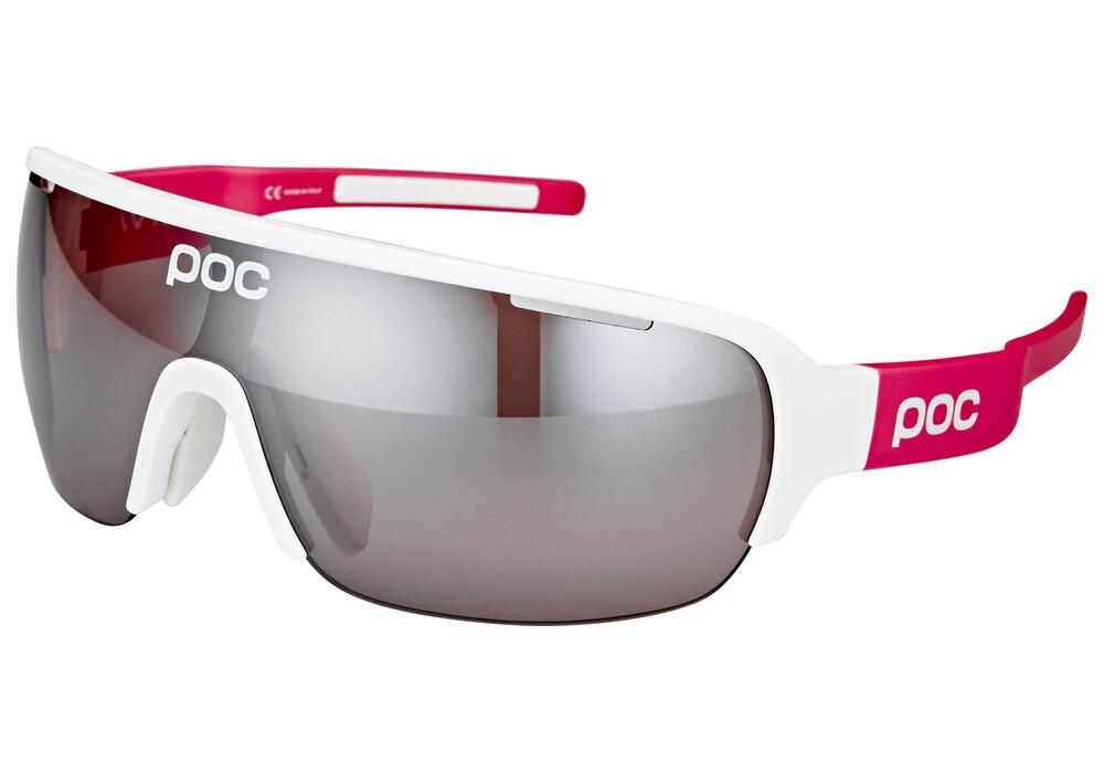 POC DO Half Blade AVIP - Gafas ciclismo - rosa/blanco | Bikester.es
